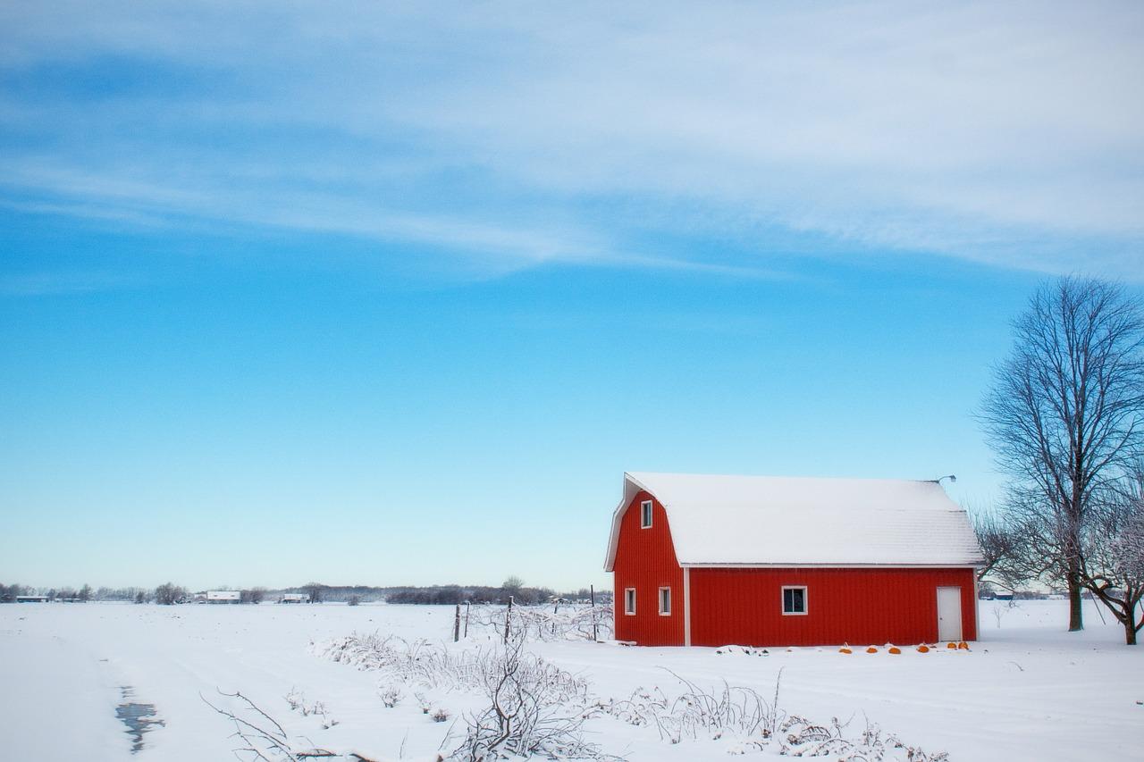 Dom stodoła – cechy