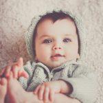 Eleganckie dziecko